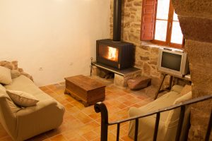 Sala gòtica-sala d'estar